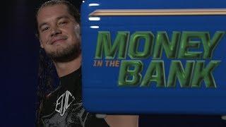 Baron Corbin es Mr Money in The Bank