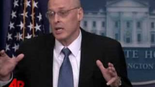 Paulson Says Lehman Bailout Was Never an Option