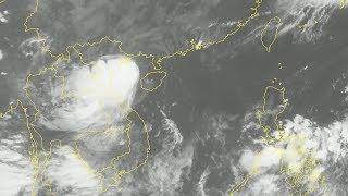 Tin Áp Thấp Nhiệt Đới Hôm Nay 25/09/2017 : Áp thấp nhiệt đới gây mưa to, gió mạnh ở phía đông Bắc Bộ
