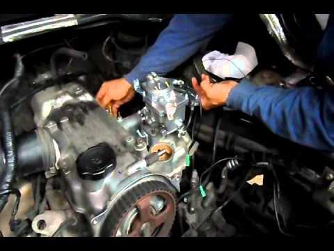 Adaptación de carburador a vehículo de inyección ...