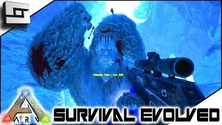 ARK: Survival Evolved - ICE CAVE FAIL! S3E84 ( Gameplay )