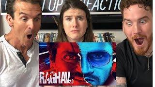 Raman Raghav 2.0 | Trailer REACTION | Nawazuddin Siddiqui & Vicky Kaushal