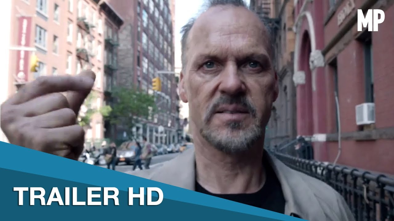 Birdman - Trailer | HD  | Michael Keaton, Edward Norton, Zach Galifianakis