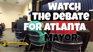 NAACP Atlanta Mayoral Forum