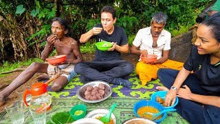 Incredible UNSEEN FOOD in Sri Lanka - Indigenous Vedda Tribe!