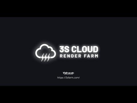 3S Cloud Render Farm | The Future of Render Farm