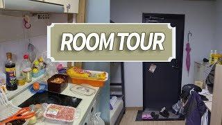 NHÀ DU HỌC SINH HÀN QUỐC | ROOM TOUR  - Kí túc xá Đại học KUYNG HEE  | SOKAY's Area