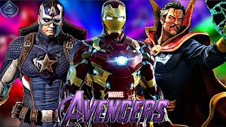 New Avengers Game - Reveal at The Game Awards?