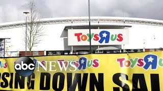 What to know about the massive Toys 'R' Us liquidation sales