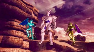 Parallel Quest:123 Planetary Possession (ULTIMATE FINISH) HD   Dragon Ball Xenoverse 2