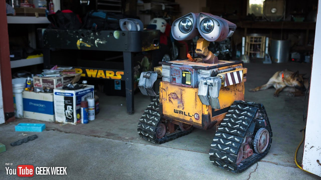Walle Roboter