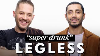 Tom Hardy and Riz Ahmed Teach You British Slang | Vanity Fair