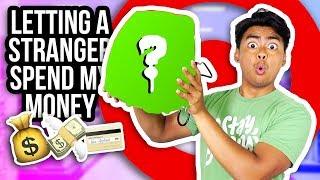 Random Stranger Spends My Money at Target!