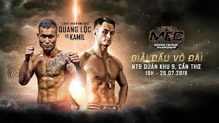 MFC 02 - TRẦN QUANG LỘC vs NGUYỄN VĂN KAMIL