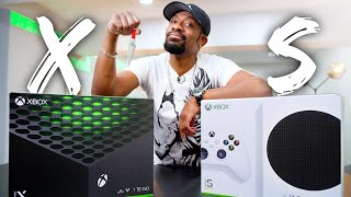 Official Xbox Series X & Series S Unboxing!
