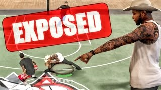 SMH QJB DOING SPLITS @ THE PARK! NBA 2K17 MyPark Gameplay Ep. 6