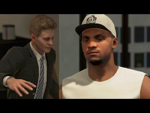NBA 2K15 PS4 My Career - Clearing Cap Space