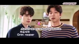 Goblin vs Azrail Türkçe (Turkish sub.)