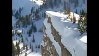 Les plus gros sauts en ski