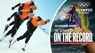 Why Are The Netherlands a Speed Skating Dominant Force? | Olympics on the Record