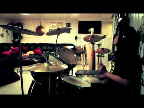 My Chemical Romance - I Never Told You What I Do For A Living (DRUM COVER)