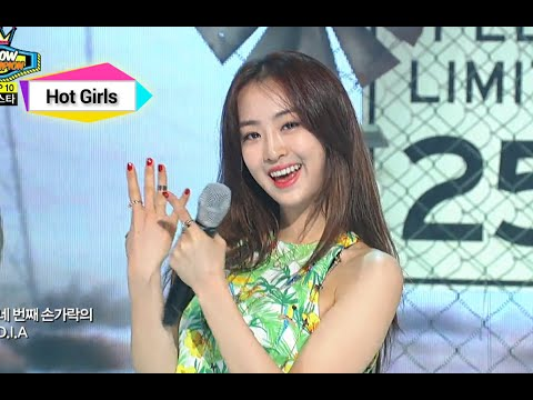 SISTAR - I Swear, 씨스타 - 아이 스웨어, Show Champion 20140903