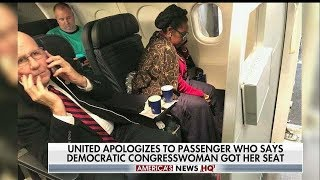 Airline Accused of Giving Woman's Seat to Sheila Jackson Lee
