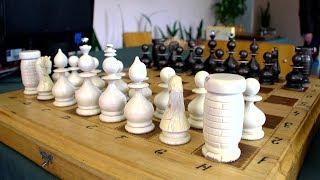 Самый необычный шахматный турнир