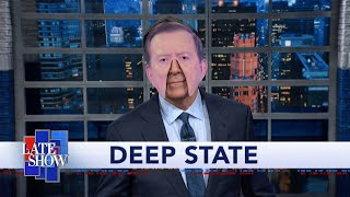 Trump, Barr And Lou Dobbs Are All-In On Deep State Conspiracy