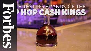 Taste-Testing Hip-Hop's Alcohol Brands   Forbes