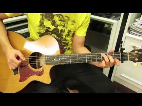 黃美珍—只怕想家吉他教學