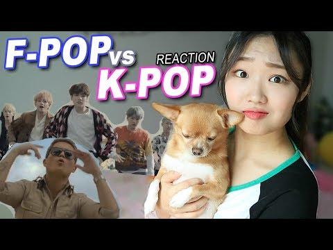 Korean Reacts to FINNISH POP vs KPOP