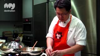 My Destination Singapore Kitchen - Fish Head Curry