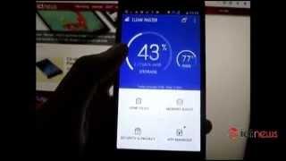 Học cách sử dụng Clean Master trên Android