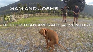 Josh and Sams better than average Adventure