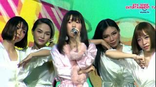 ĐẾM CỪU Han Sara ft Tùng Maru hát live V-HAERTBEAT