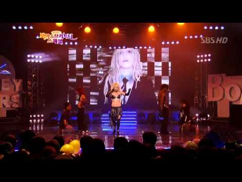 Britney Spears - I got that Boom Boom (HQ,KOREA)