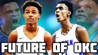 Why The OKC Thunder's Future Is Very Bright