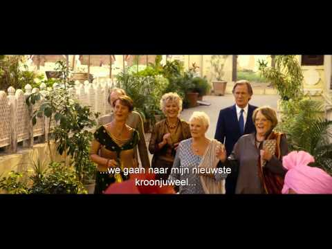 The Second Best Exotic Marigold Hotel'