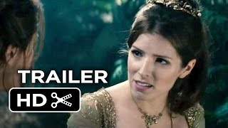Into the Woods Official Trailer #1 (2014) - Anna Kendrick, Johnny Depp Fantasy Musical HD