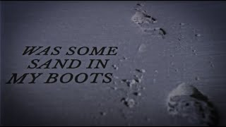 Morgan Wallen - Sand In My Boots (Official Lyric Video)