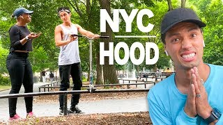 The HOOD Skate Spots of NYC