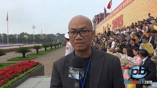 Diễu binh, diễu hành kỷ niệm 70 năm Quốc Khánh CHXHCN Việt Nam
