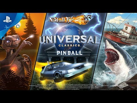 Pinball FX2 VR Video Screenshot 1