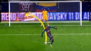 When players use unusual ways to Score a Penalty