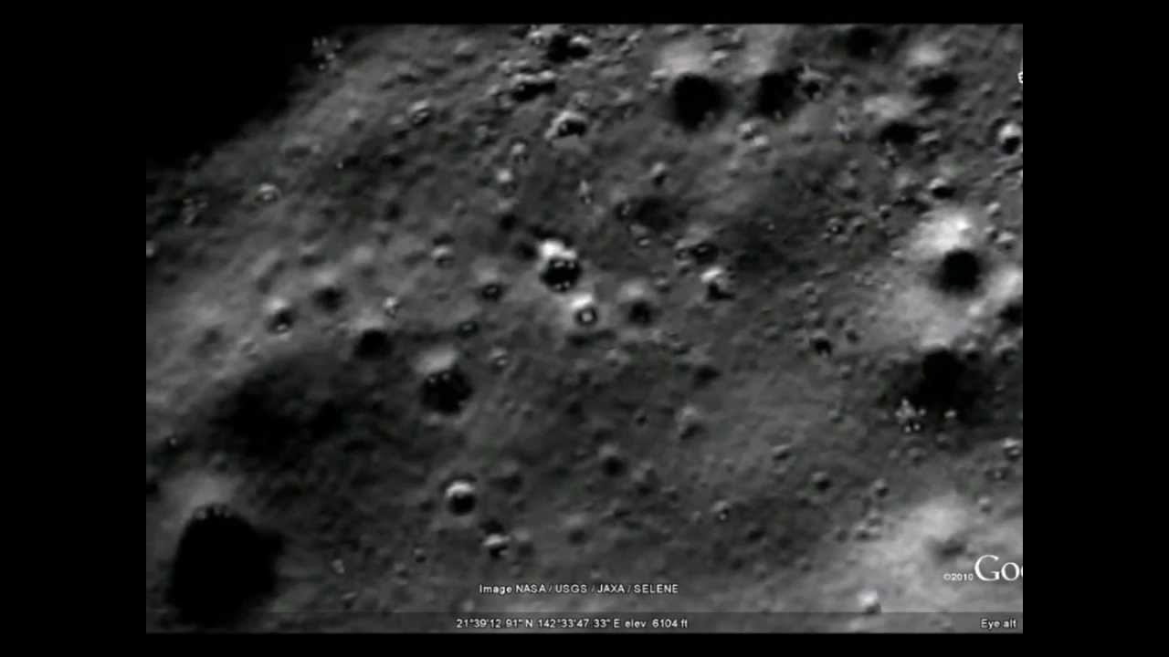 astronauts find structures on moon - photo #1