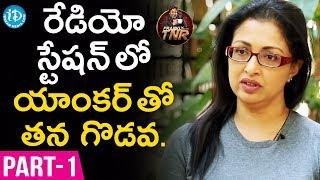 Actress Gautami clashes with anchor at radio station; Fran..