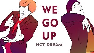 NCT DREAM - WE GO UP (ANIMATION)