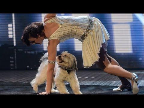 Šampioni plesa Ešli i Pudsei