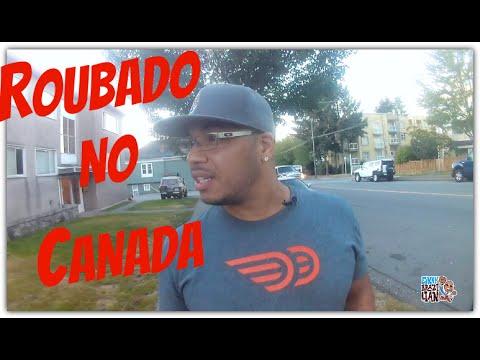 ROUBADO NO CANADA - The Funny Brazilian